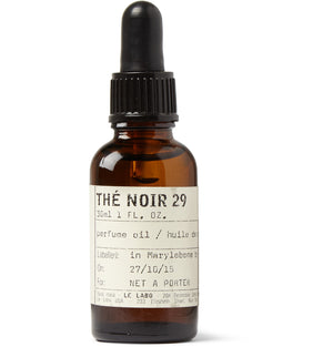 Thé Noir 29 Perfume Oil - Black Tea, 30ml