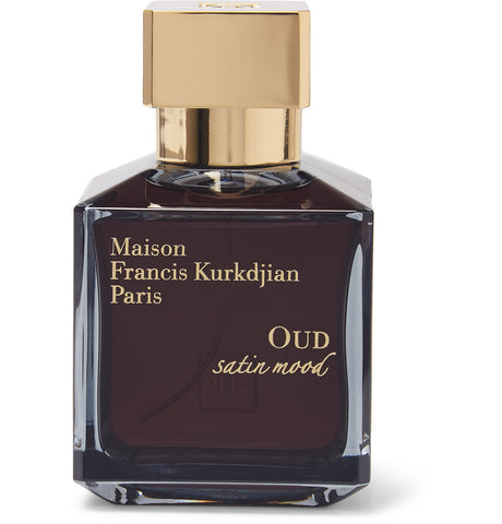 Image of Oud Satin Mood Eau De Parfum - Oud & Patchouli, 70ml