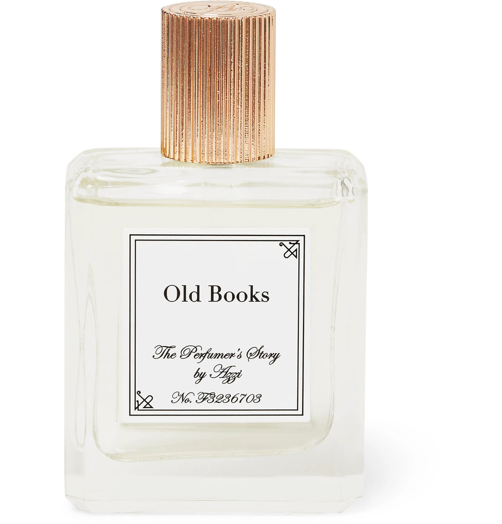 Old Books Eau de Parfum, 30ml