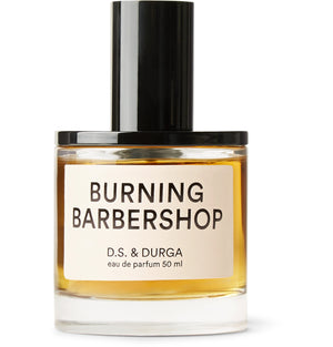 Burning Barbershop Eau de Parfum, 50ml