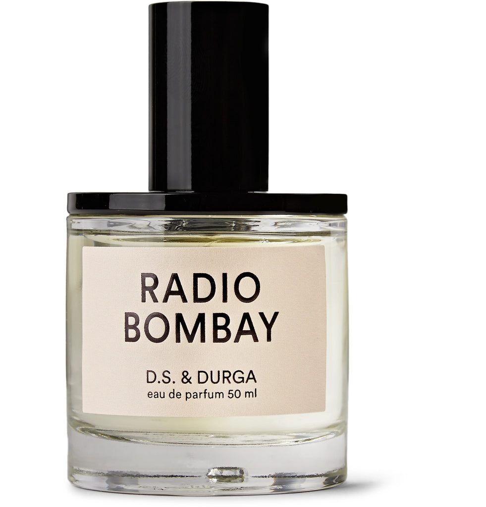 Radio Bombay Eau de Parfum - Radiant Wood, Copper & Cedar, 50ml