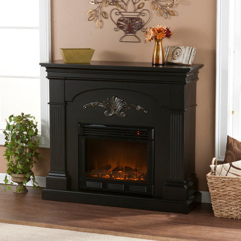 Image of Sicilian Electric Fireplace