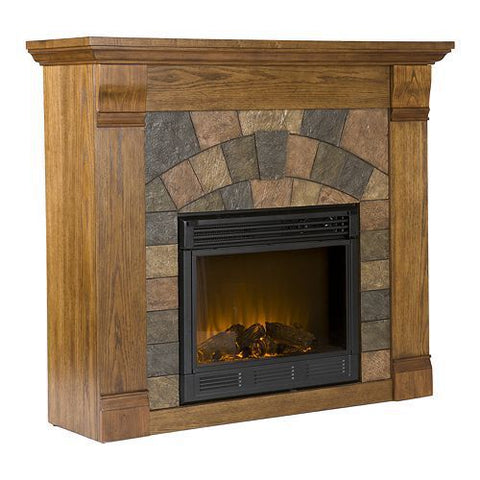 Image of Elkmont Electric Fireplace