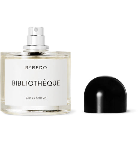 Image of Bibliothèque Eau de Parfum - Juniper Berries, Orris, Violet, Leather & Patchouli, 100ml