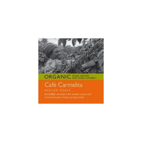 Tony's Coffees & Teas Ground Cafe Carmelita (6x12Oz)