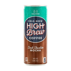 High Brew Coffee Dark Chocolate Mocha (12x8 OZ)