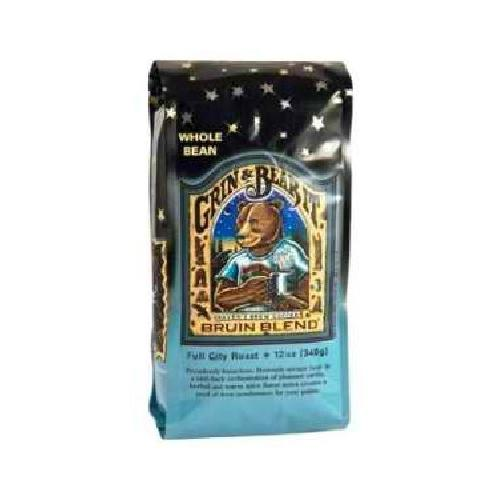 Raven's Brew Coffee Bruin Blend Coffee Bn (6x12OZ )