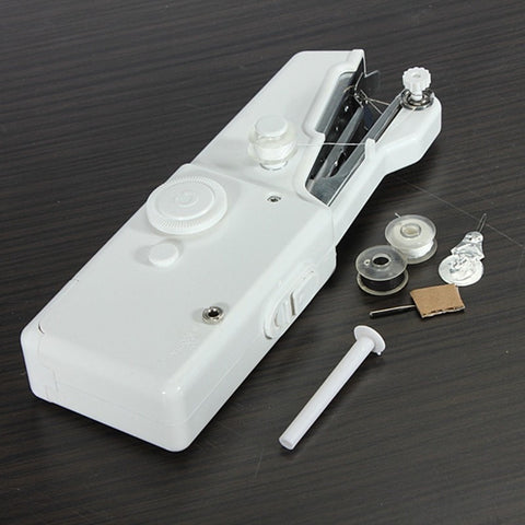 Image of Mini Cordless Sewing Machine