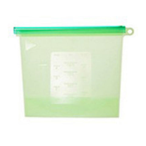 Image of Reusable Silicone Vacuum Seal Food Fresh Bag