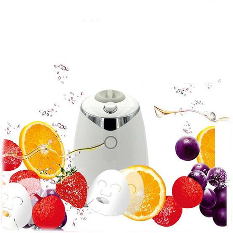 Image of Natural Collagen Fruit Face Mask Machine