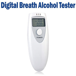 Digital Alcohol Breathalyzer