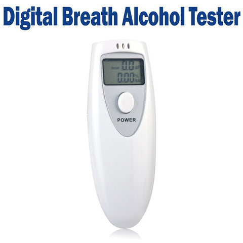 Image of Digital Alcohol Breathalyzer