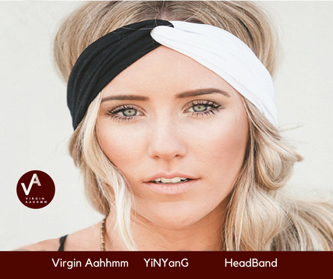 Image of Yin-Yang Headband