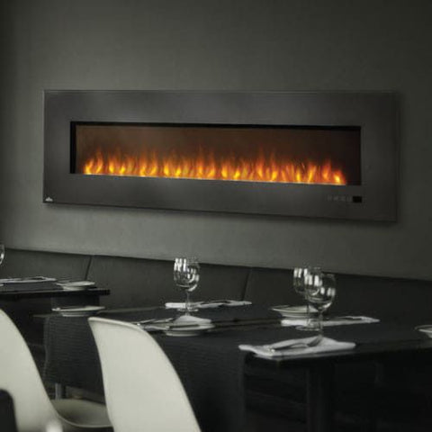 Image of Napoleon Slimline Series EFL72H 72 Inch Indoor Electric Fireplace