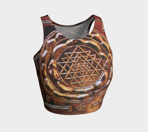 Image of Copper Sri Yantra