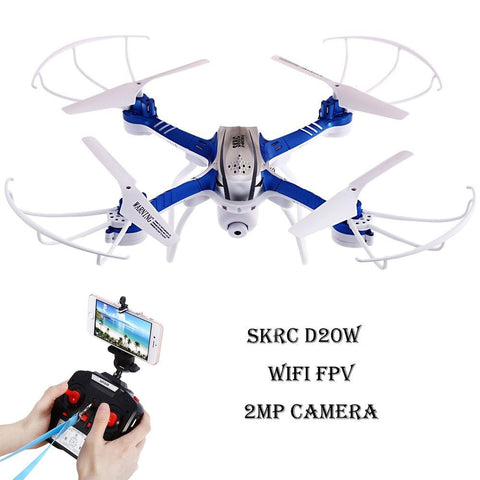 Image of SKYC D20W Camera Drone