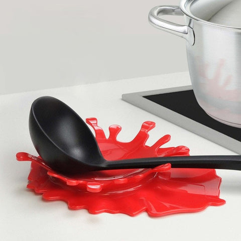 Splatter Spoon Holder
