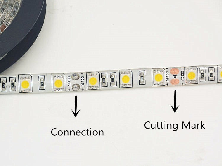 Waterproof Flexible LED Light Strip