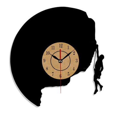 Vinyl Record Wall Clock