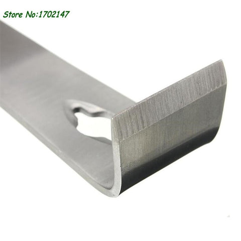 Image of Stainless Steel BeeHive Scraper