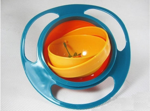 Image of Buy 1 Get 1 Free  Gyroscopic No Spill Toddler Bowl