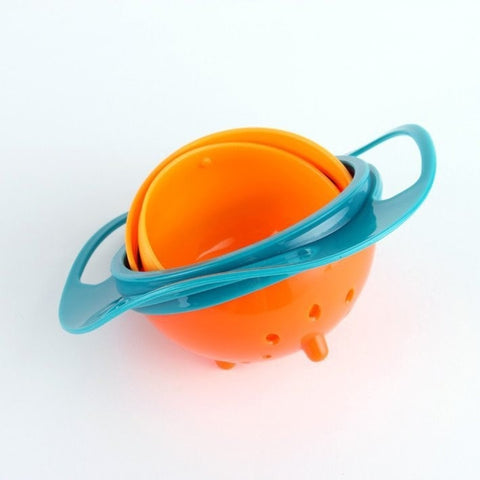 Buy 1 Get 1 Free  Gyroscopic No Spill Toddler Bowl