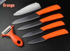 Sharp Chef Ceramic Zirconia Blades with Covers