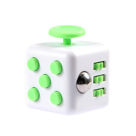 Anxiety & Stress Reliever - Squeeze Cube
