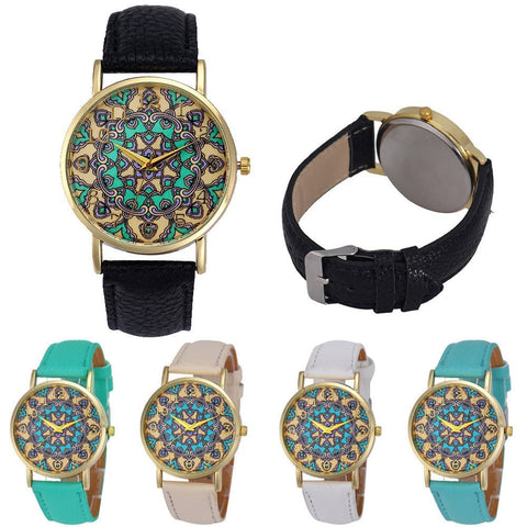 WaterProof Quartz Women's Wristwatch