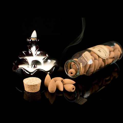 Image of Backflow Incense Cones