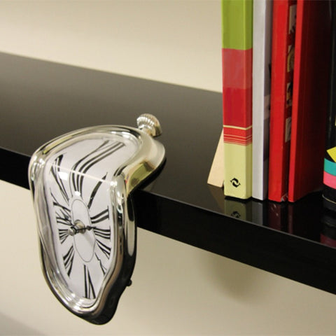 Melting Wall Clock