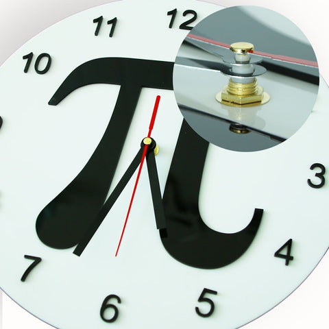 Image of Pi Wall Clock
