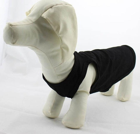 Image of Pure Cotton Dachshund Vest