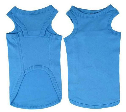 Pure Cotton Dachshund Vest