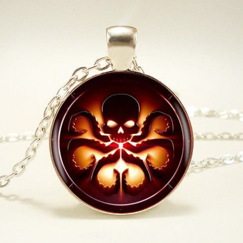 Image of Cthulhu Pendant on Long Chain