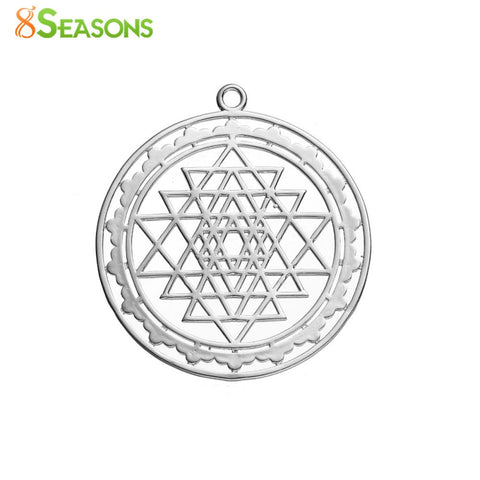 Image of Sri Yantra Meditation Pendant