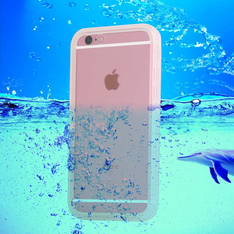 Image of Waterproof Case For iPhone 6 6s Plus
