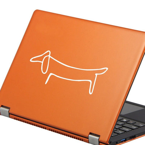 Image of Dachshund Decal