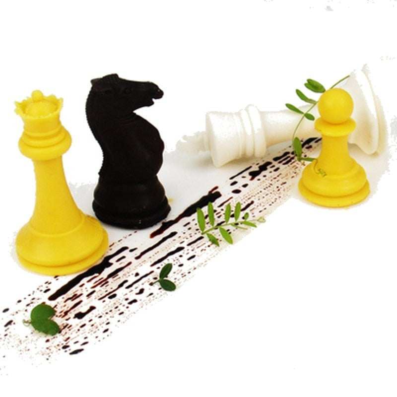 Chess Ice or Chocolate Mold