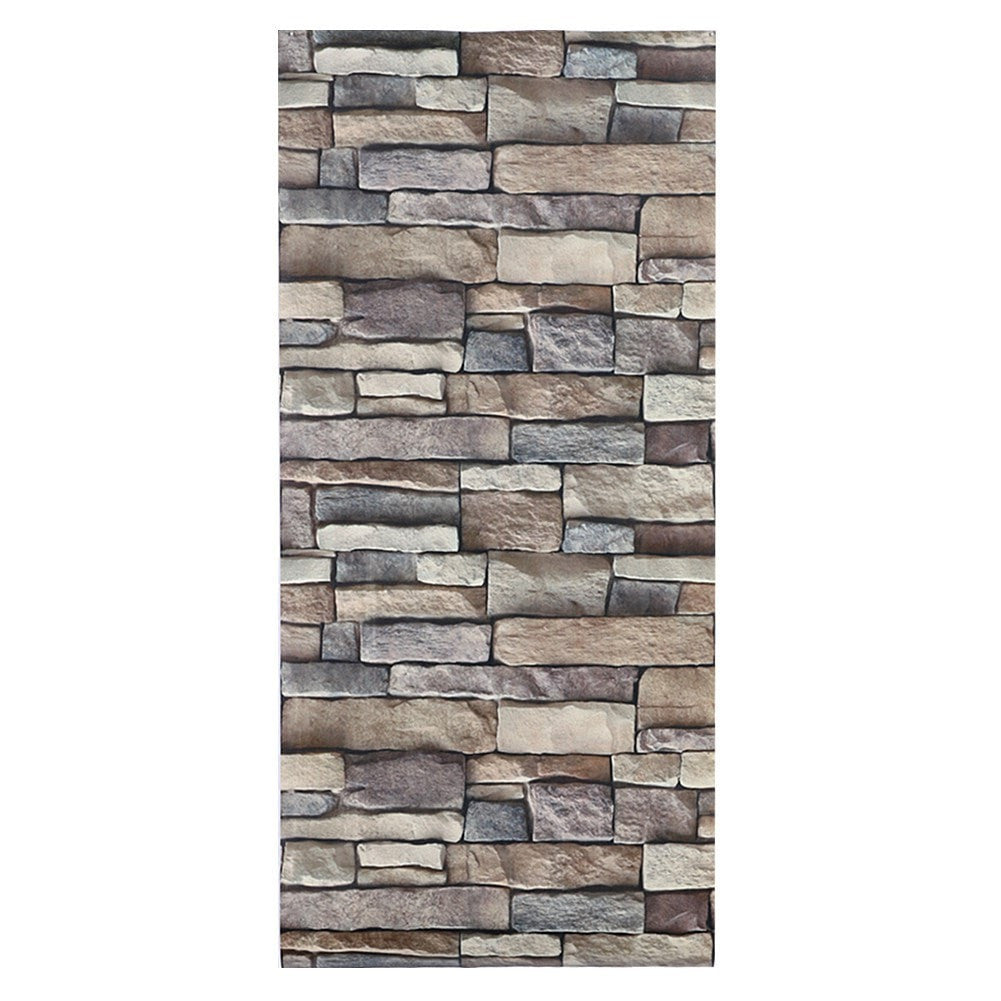Rock Wall Effect Decal