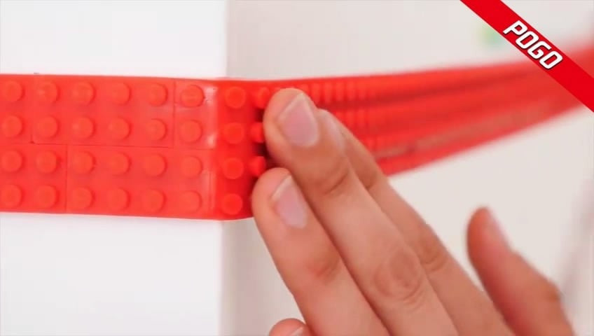 Lego-Compatible Base Tape