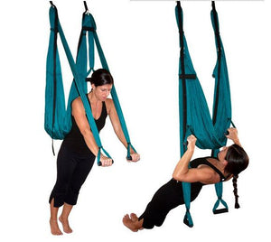 Anti-Gravity Decompression Inversion Yoga Trapeze