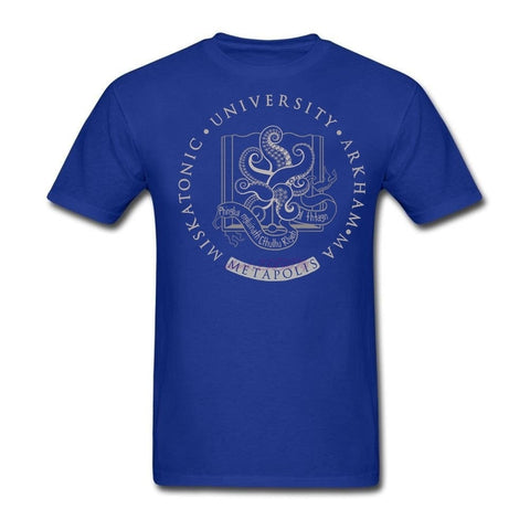 Image of Cthulhu in Miskatonic University at Metapolis T Shirt