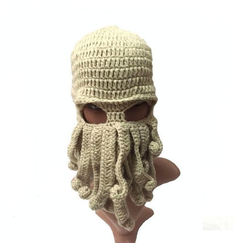 Image of Cthulhu Knit Beanie