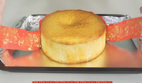 Image of Flexible Silicone Bottomless Cake Mold