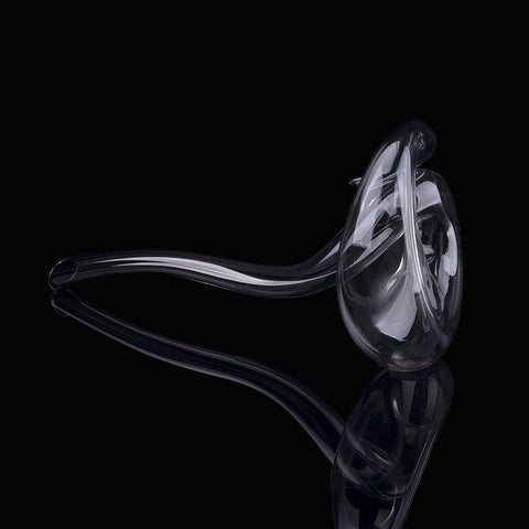 Riedel-Style Eve Crystal Glass Wine Decanter