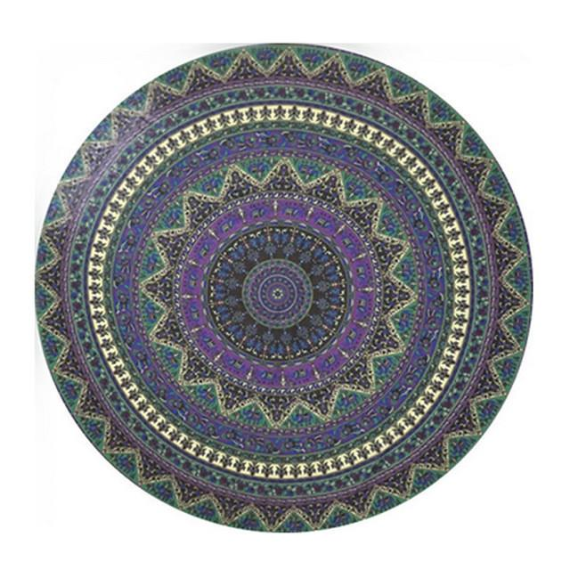 Mandala Tapestry Beach Towel / Yoga Mat