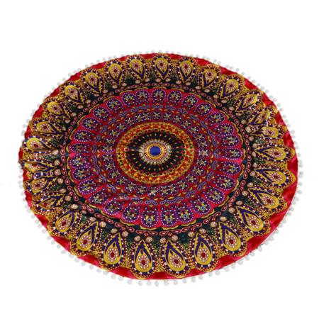 Mandala Floor Pillow / Beanbag Cover