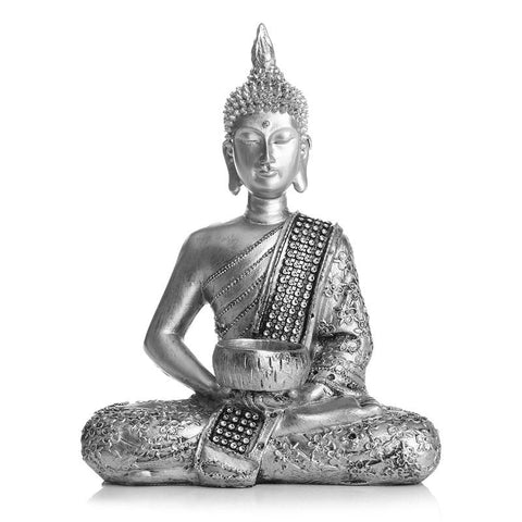 Image of Thai Buddha Candle Holder