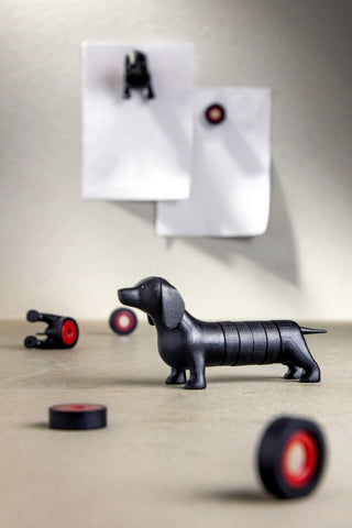 Image of Dachshund Fridge Magnet Set